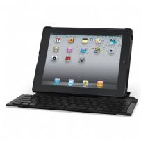 LOGITECH FOLDING BLUETOOTH KEYBOARD FULL SIZE ENGLISH LAYOUT  iPAD TABLET LAPTOP